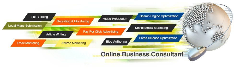 Online Business Consulting Company