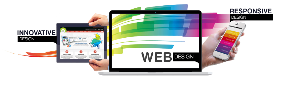 Custom Web Design Services, Gurgaon, Delhi, Noida