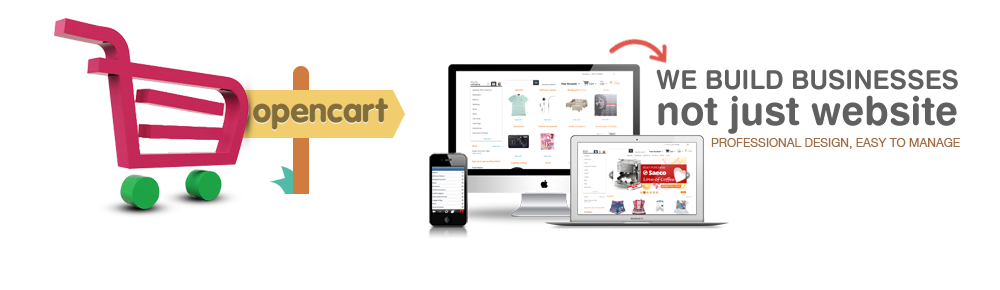 Opencart based eCommerce Website