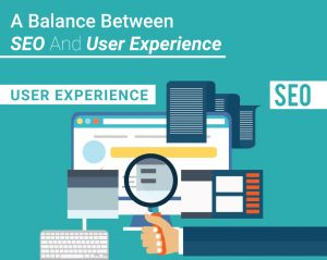 Website Design - A balance between SEO and user experience